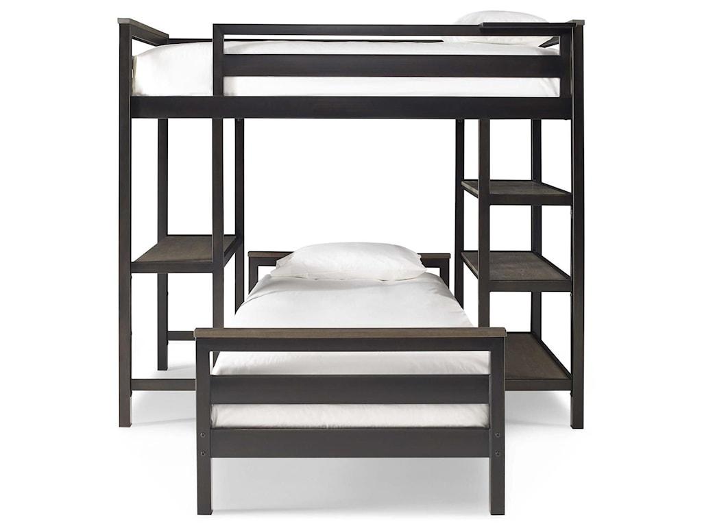 Smartstuff #myRoomTwin/Twin Bunk Bed