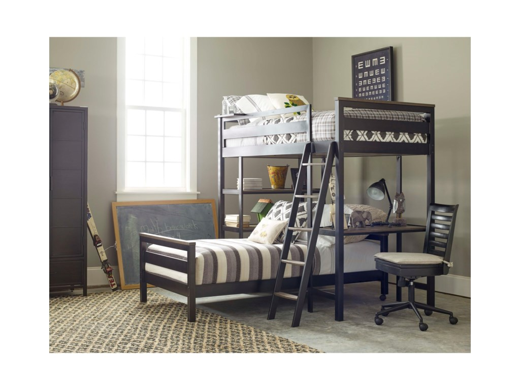 Smartstuff #myRoomTwin/Twin Bunk Bed