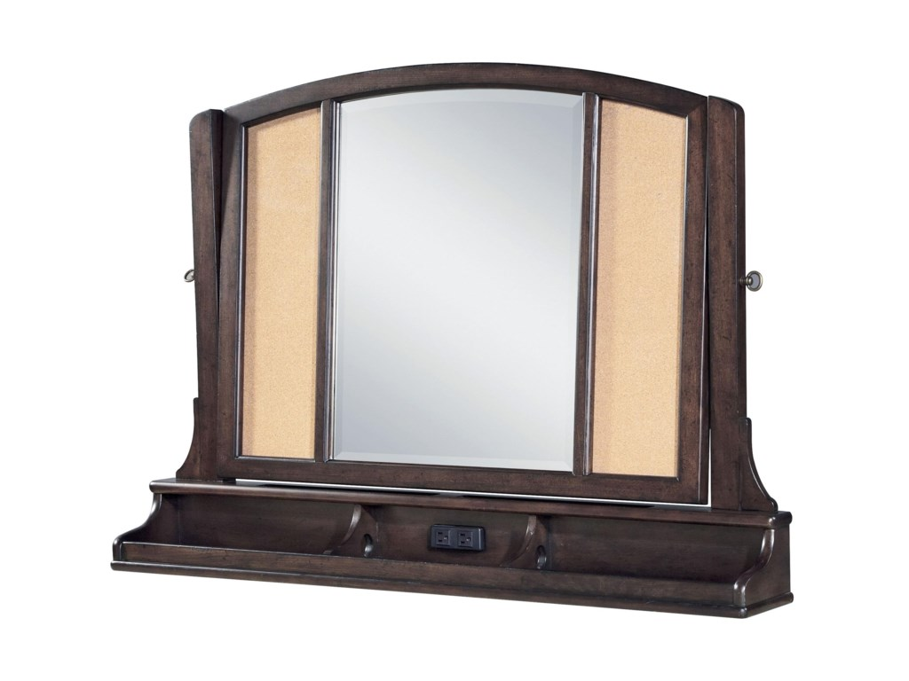 Jack's Treasure Mirror