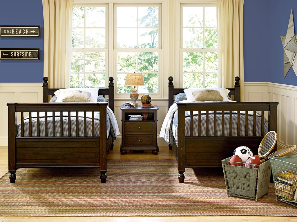 Shown with De-Bunked Bunk Beds