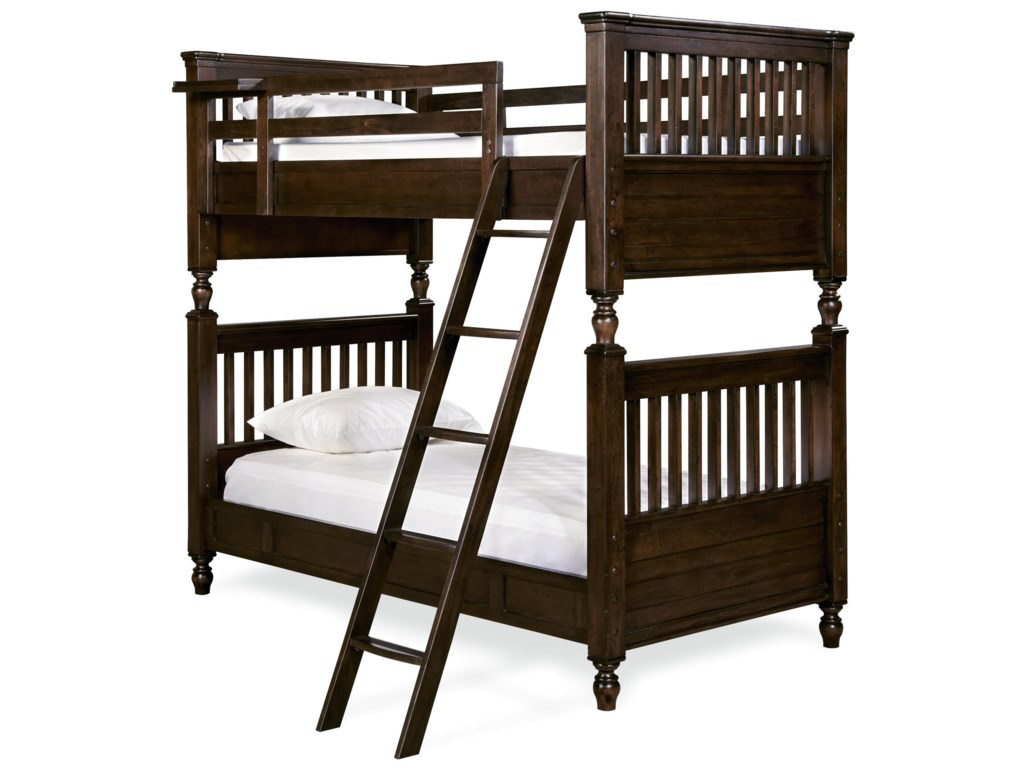 Morris Home Pine ValleyPine Valley Twin Bunk Bed