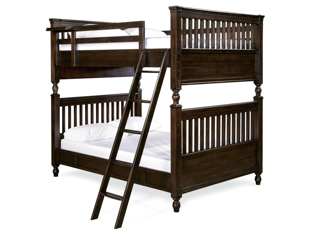 Bunk Bed Shown May Not Represent Size Indicated