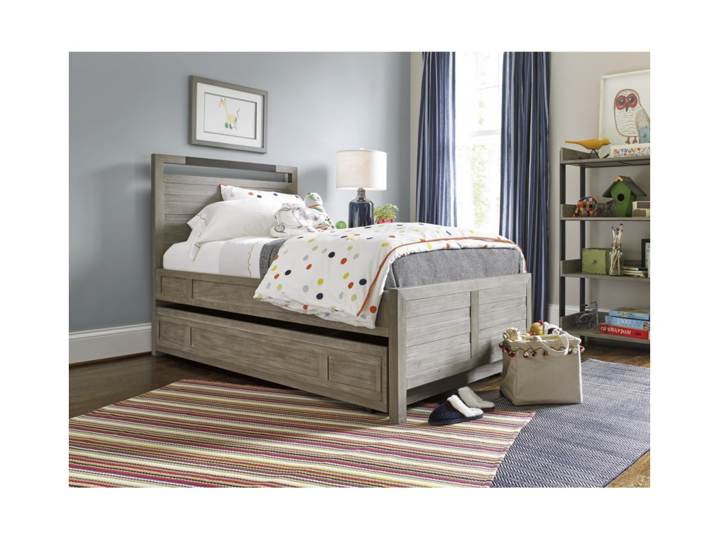 Smartstuff ScrimmageTwin Panel Bed