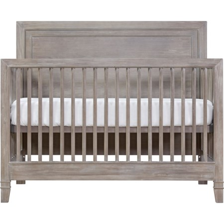 Convertible Crib/Toddler Bed/Daybed/Bed