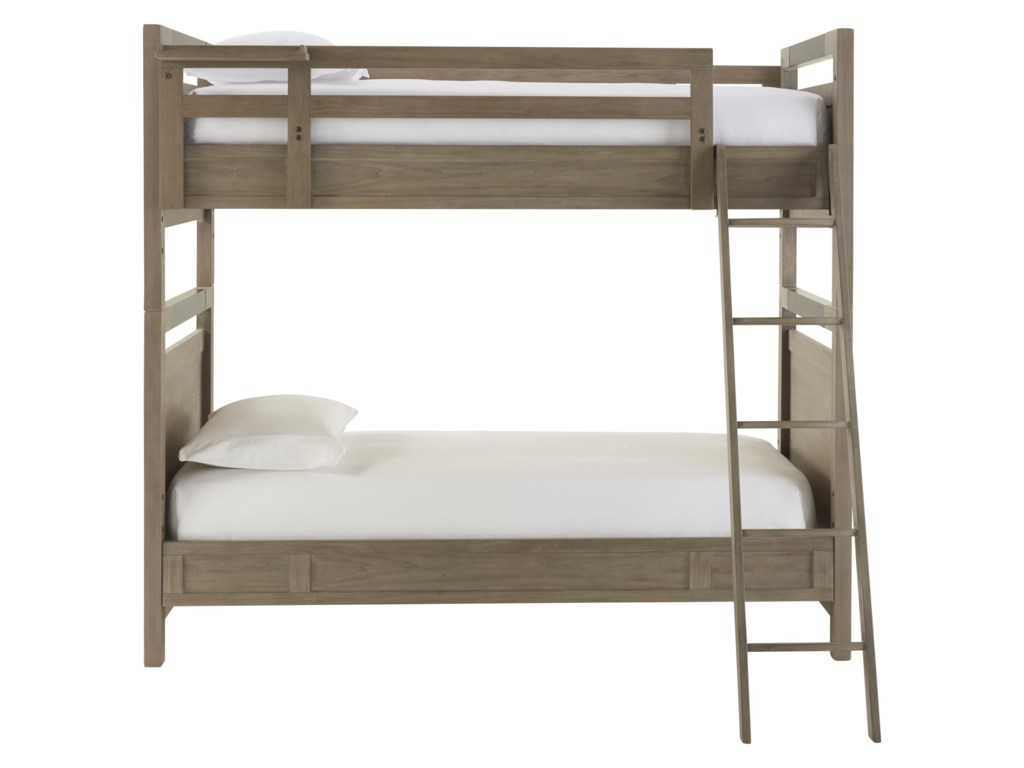 Morris Home ScrimmageTwin Bunk Bed