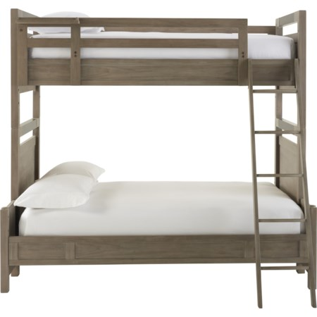 Twin to Full Bunk Bed