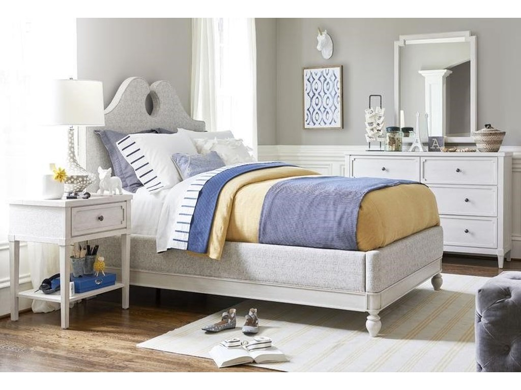 Morris Home SerenitySerenity Twin Bed