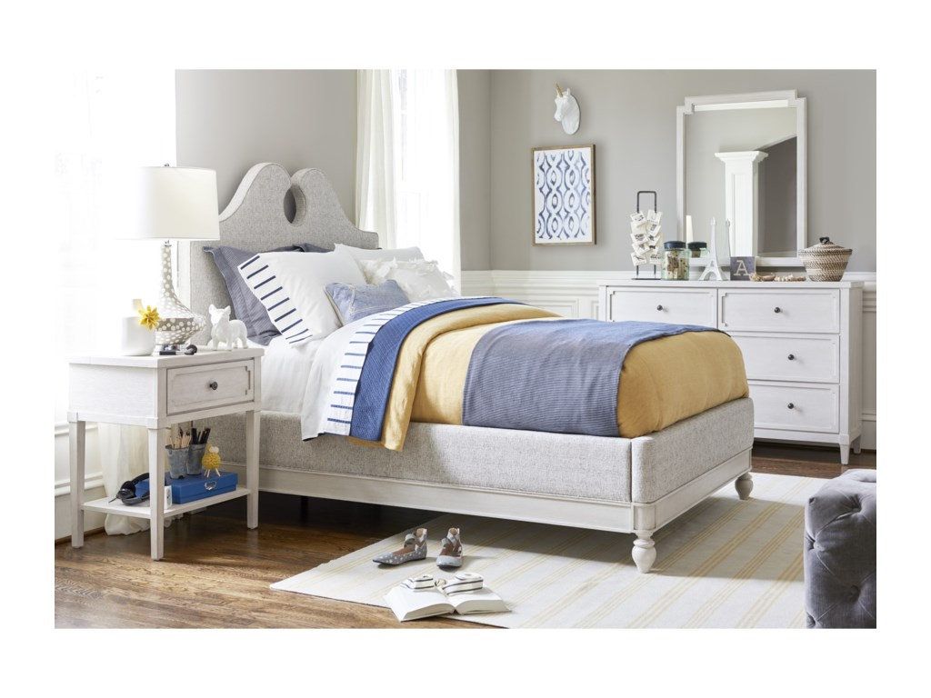 Smartstuff SerendipityFull Upholstered Bed