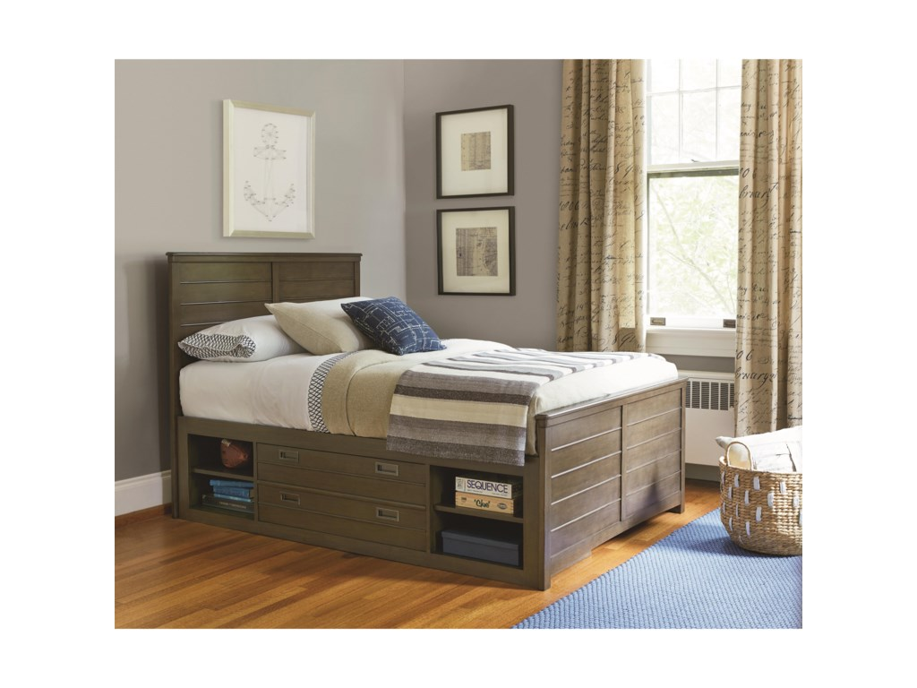 Smartstuff VarsityFull Reading Bed