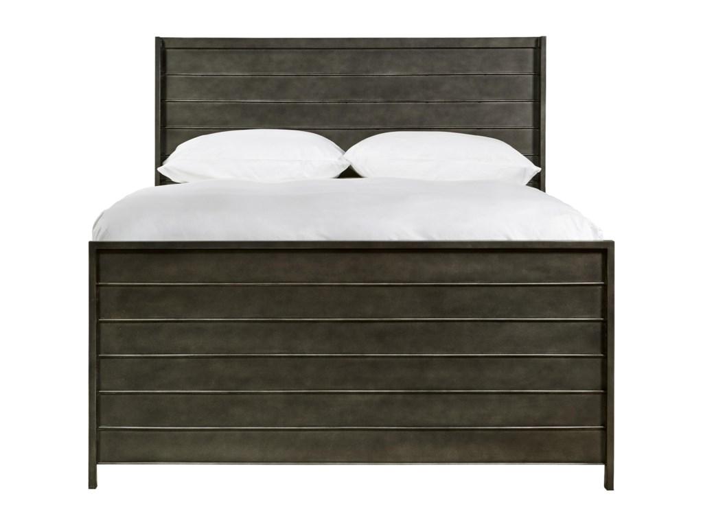 Smartstuff VarsityFull Metal Panel Bed