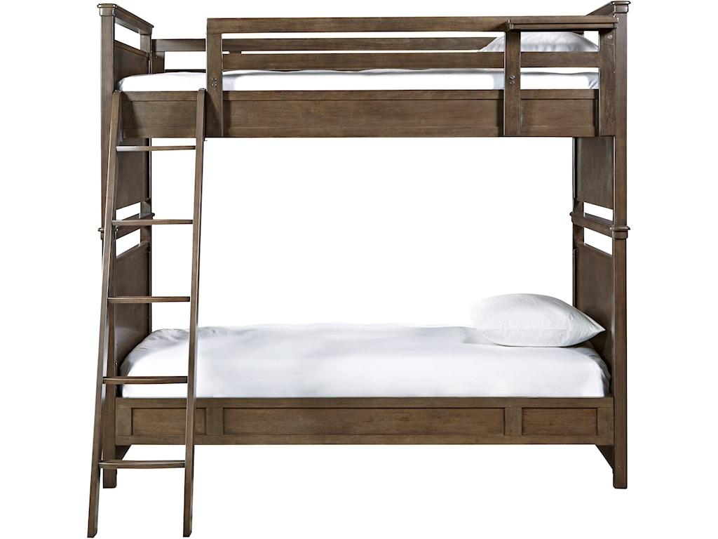 Smartstuff VarsityTwin All American Bunk Bed
