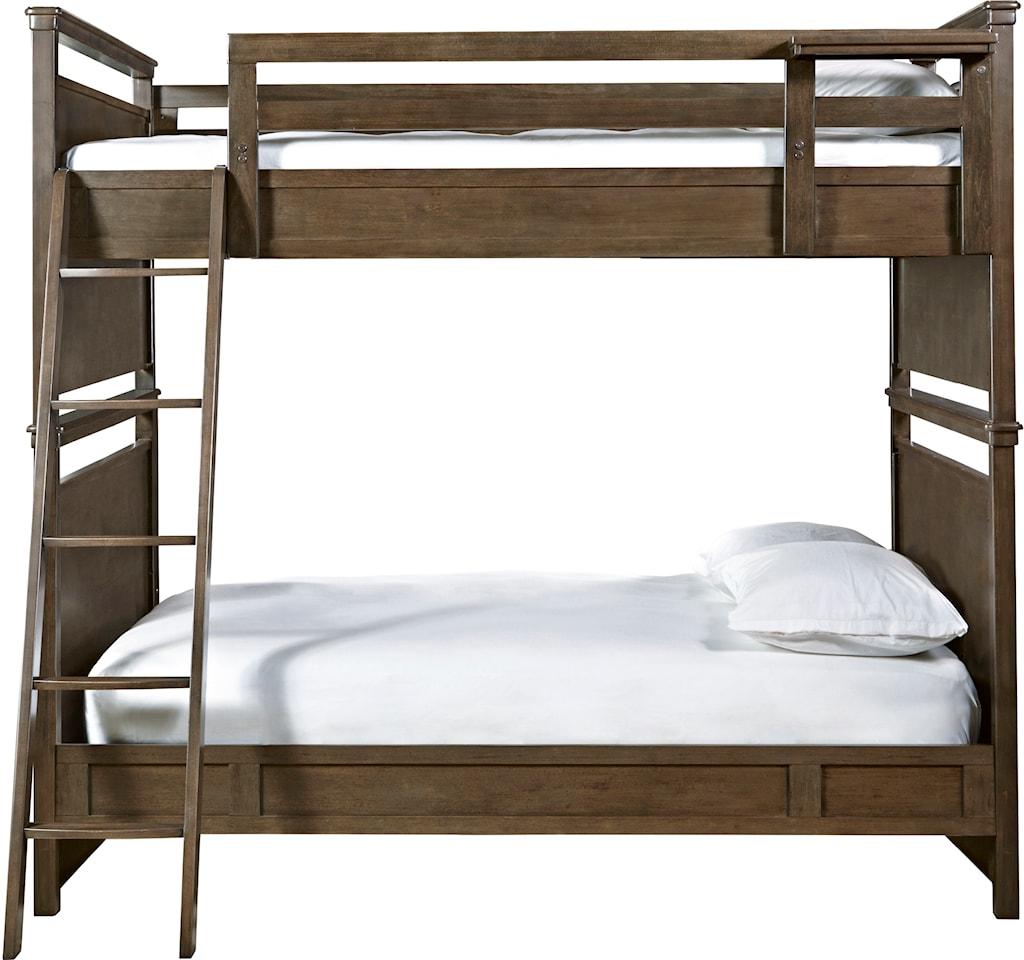 Universal Kids Smartstuff Varsity 5351540 Full All American Bunk Bed