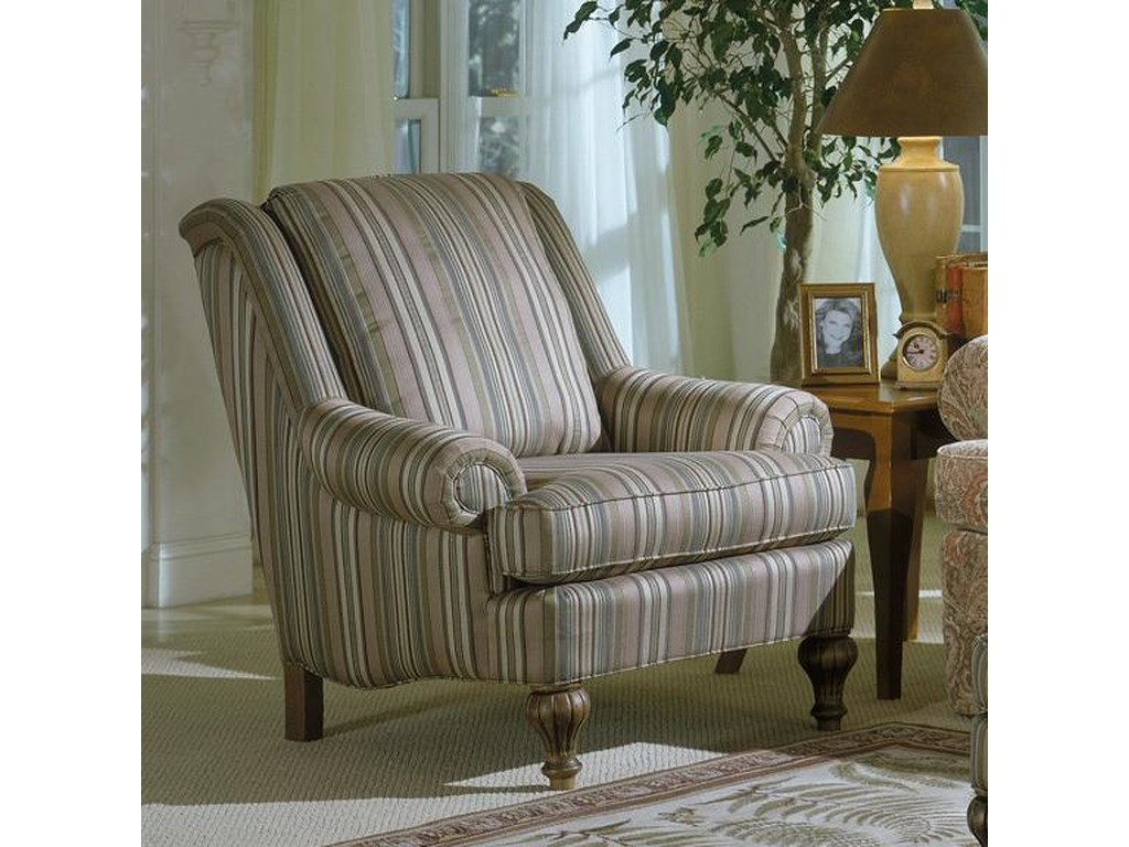 Smith Brothers 972Upholstered Chair