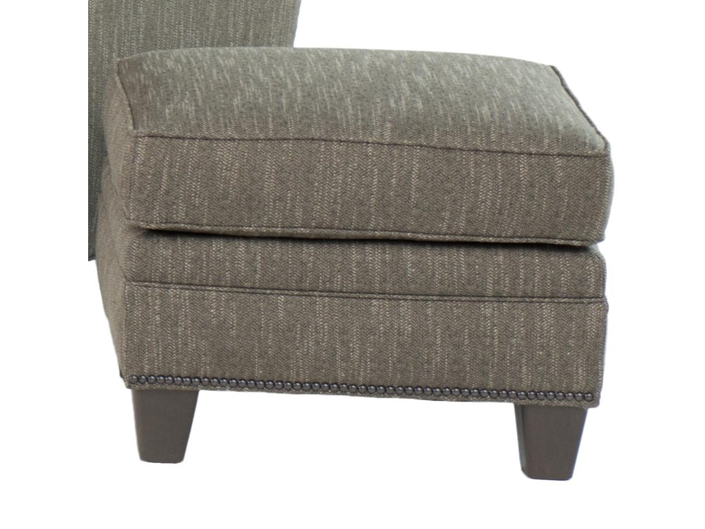 Smith Brothers 203 Transitional Ottoman