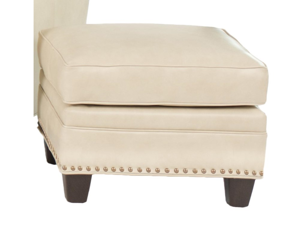 Smith Brothers 203LTransitional Ottoman