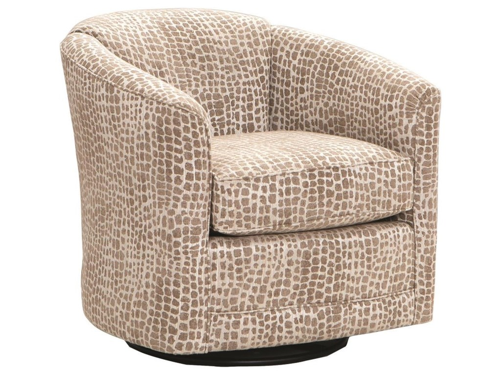 Smith Brothers 203 Swivel Chair
