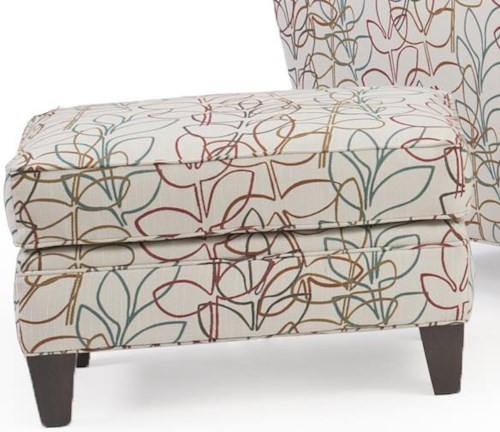 Smith Brothers 225 Ottoman