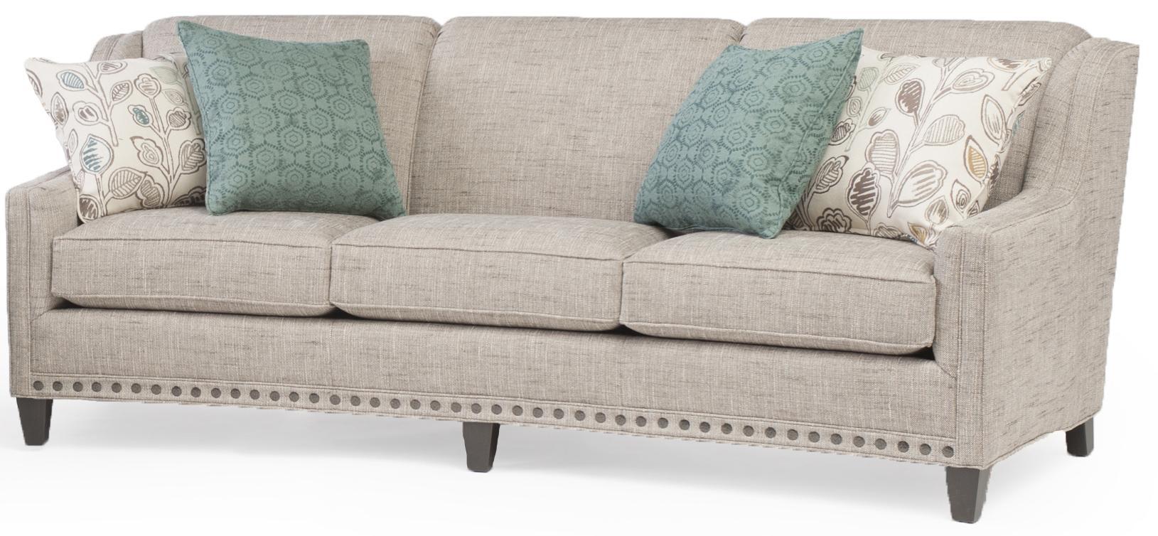 Genial Smith Brothers 227Stationary Sofa; Smith Brothers 227Stationary Sofa ...