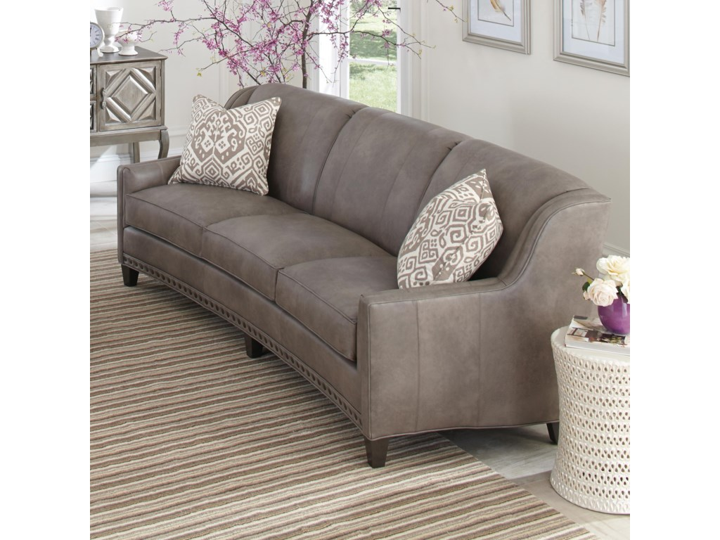 Smith Brothers 227Stationary Sofa