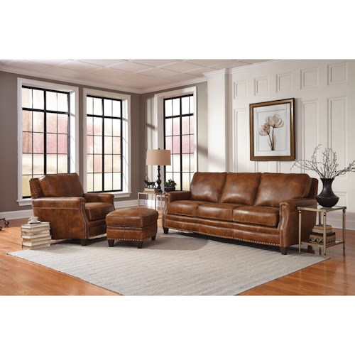 Smith Brothers 231 Stationary Living Room Group