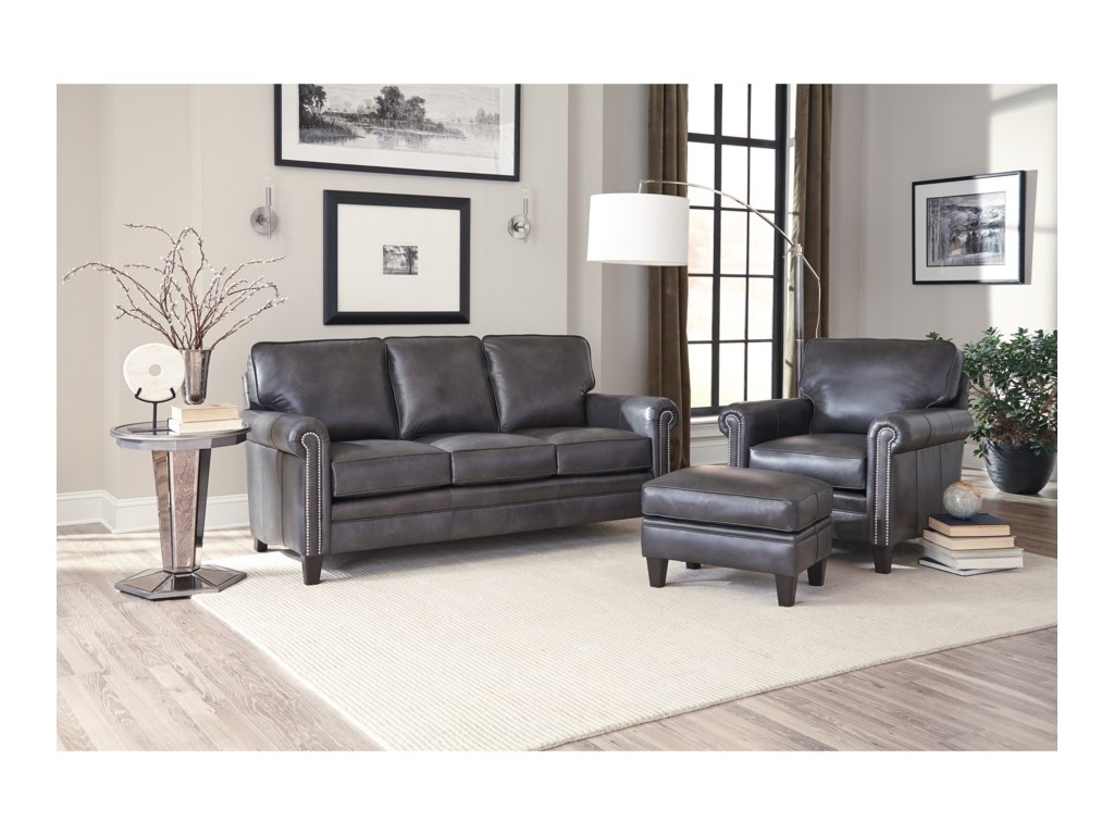 Smith Brothers 234Stationary Living Room Group