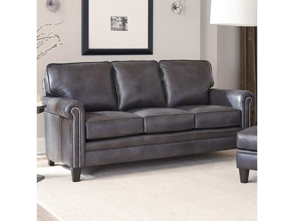 Smith Brothers 234Mid-Size Sofa