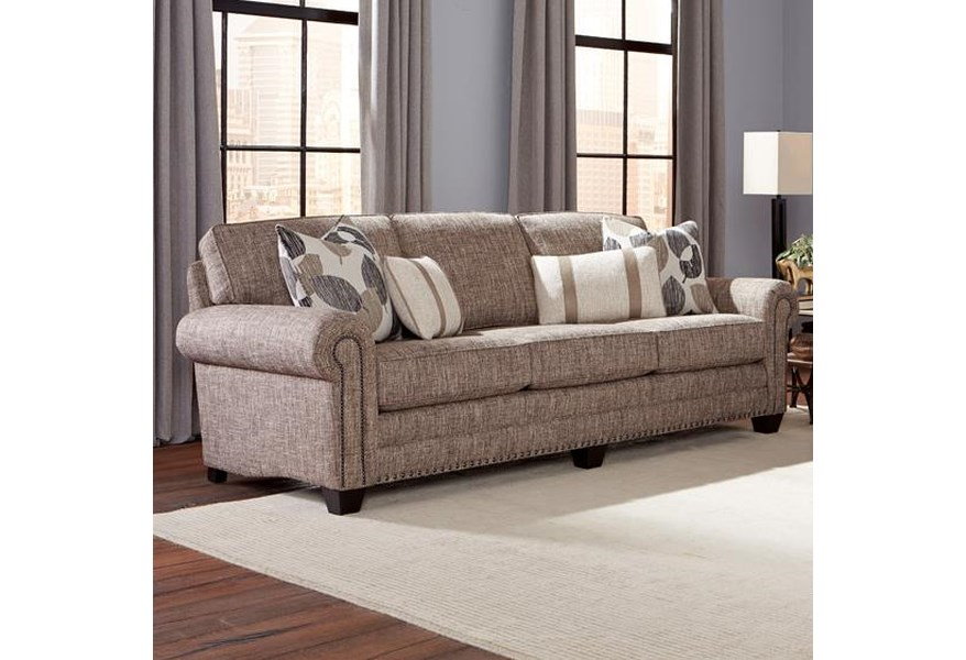 Smith Brothers 235 Traditional Sofa