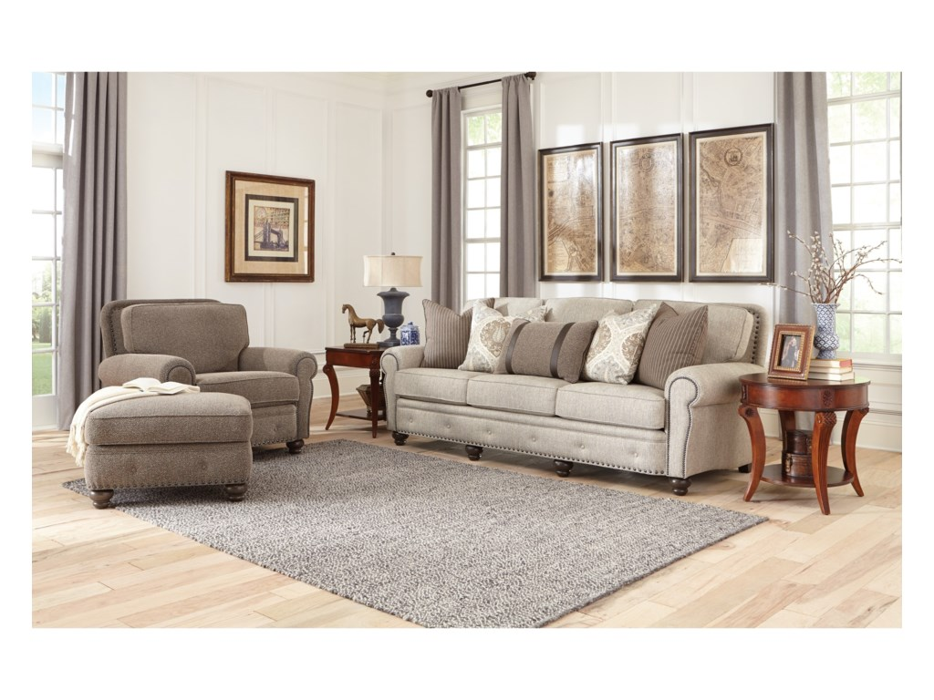 Smith Brothers 237Stationary Living Room Group