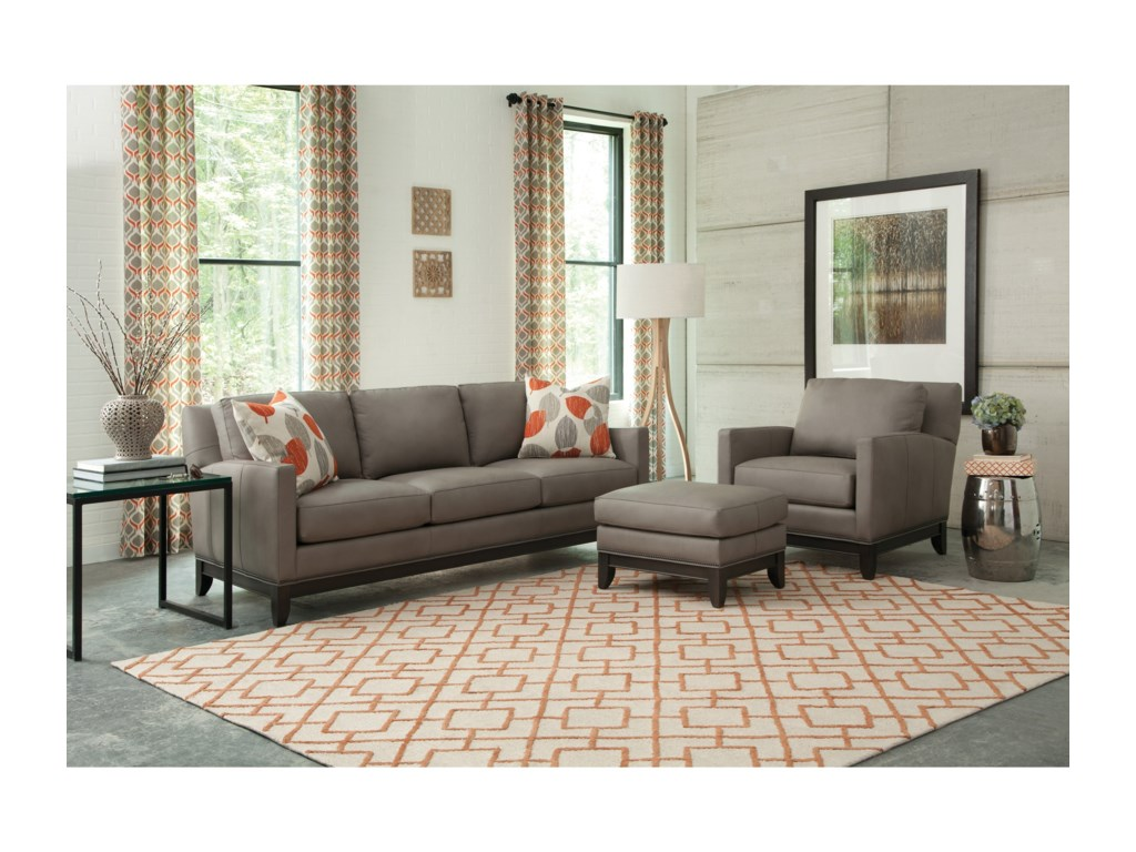 Smith Brothers 238Stationary Living Room Group