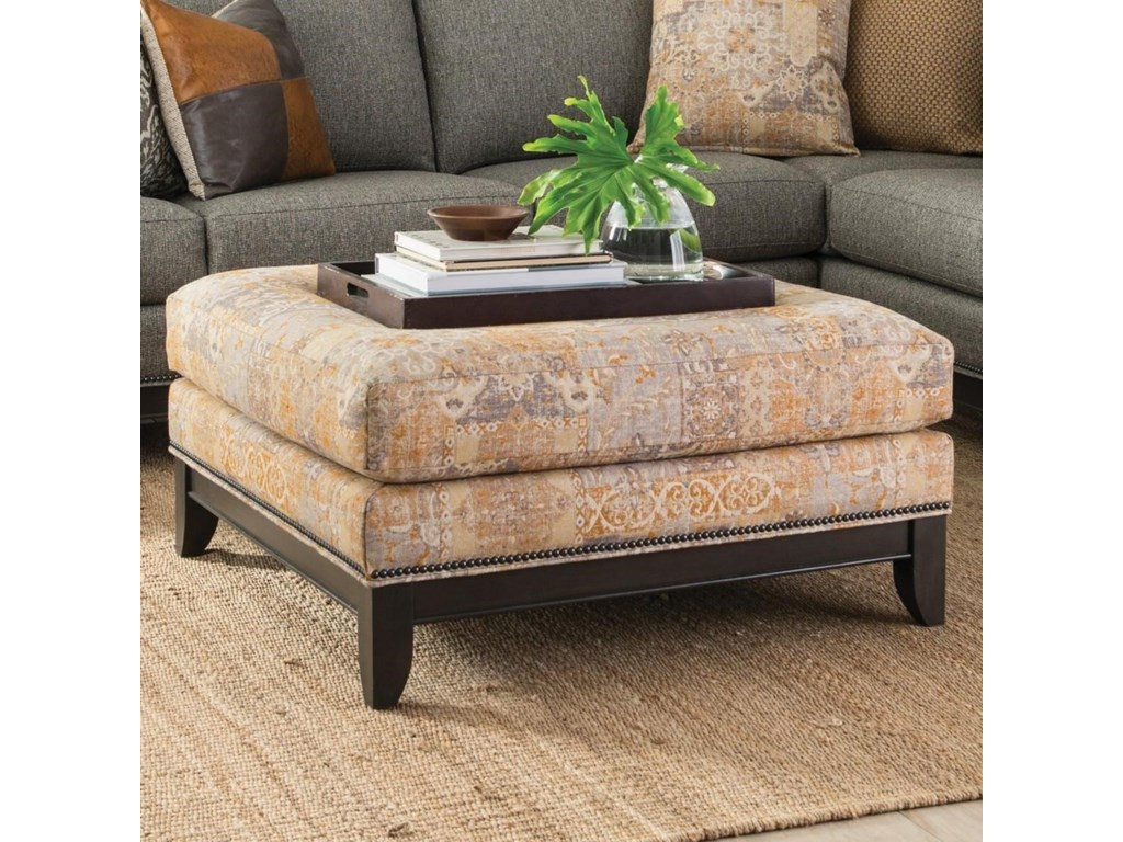 Smith Brothers 238Cocktail Ottoman