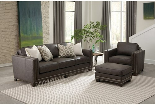 Smith Brothers 240 Stationary Living Room Group