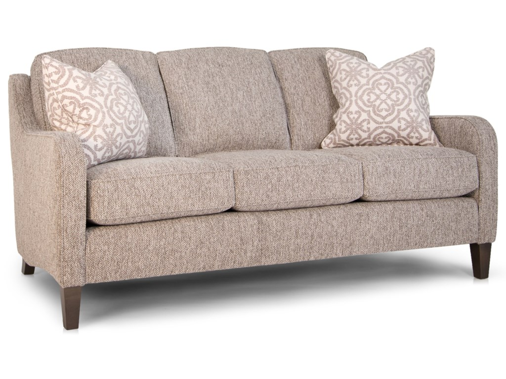 Smith Brothers 252Mid Size Sofa