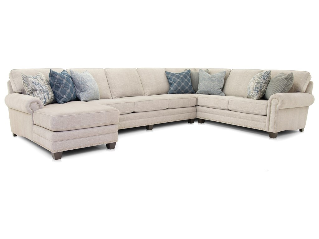 Smith Brothers 253Sectional