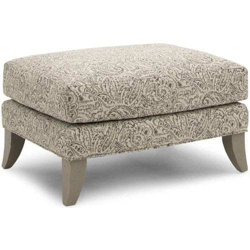 Smith Brothers 256 Transitional Ottoman