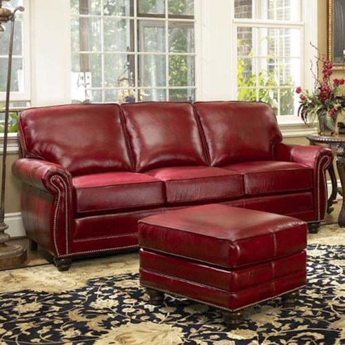 Smith Brothers 302 Traditional Sofa