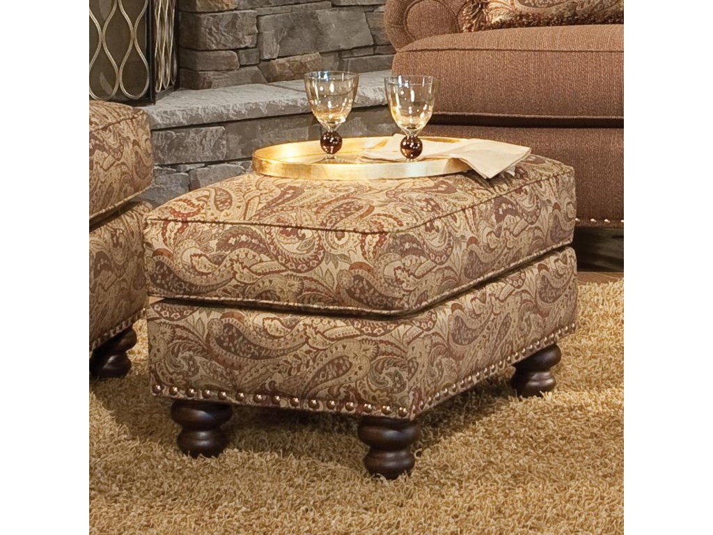 Smith Brothers 324Ottoman