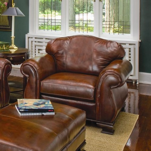Smith Brothers 336 Upholstered Chair