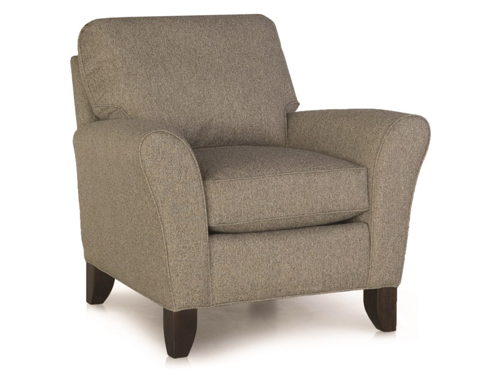 Smith Brothers 344Upholstered Chair