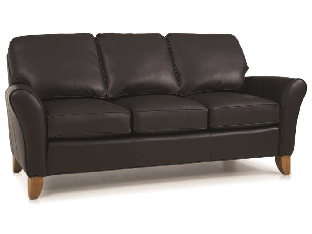 Smith Brothers 344 LUpholstered Sofa