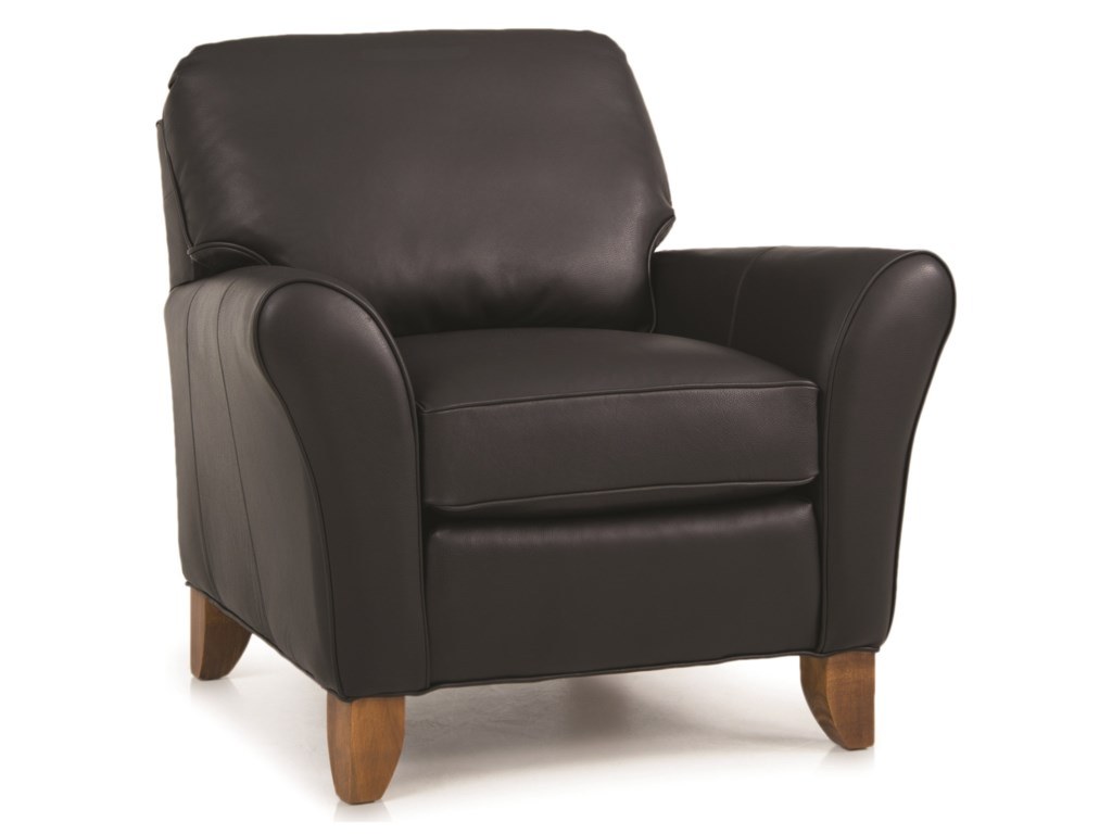 Smith Brothers 344 LUpholstered Chair