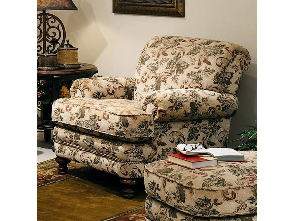 Smith Brothers 346Upholstered Chair