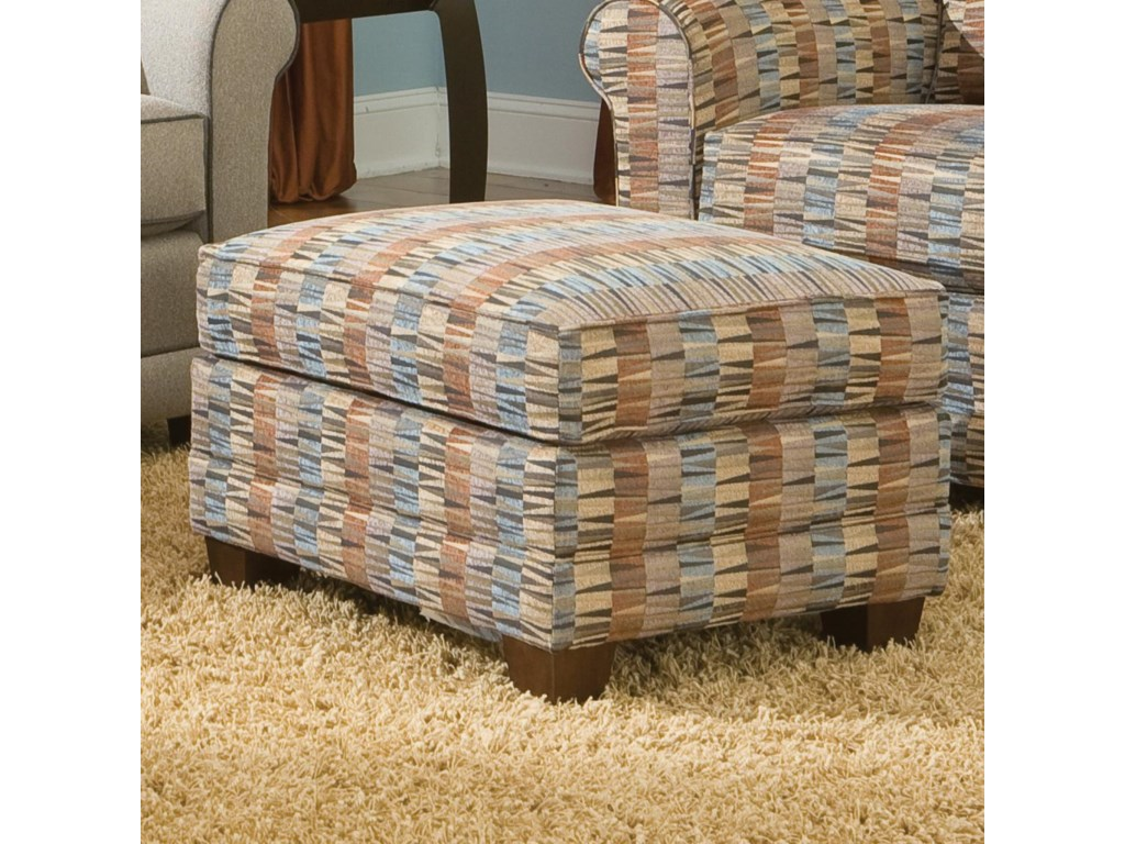Smith Brothers 366Ottoman