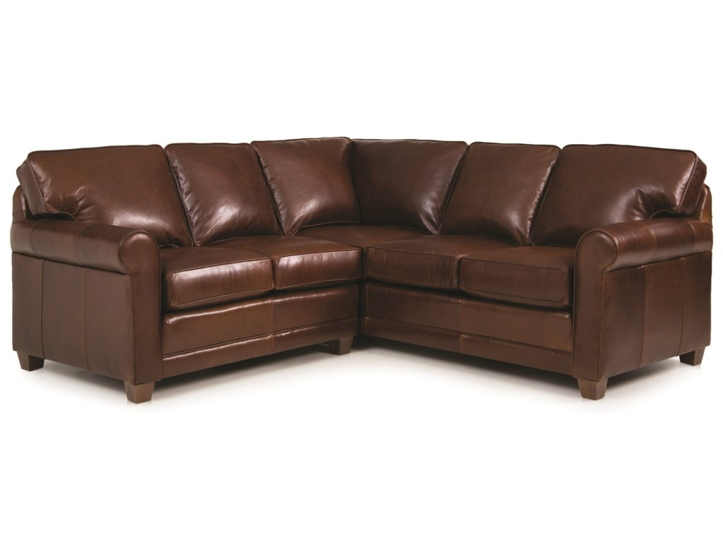 Smith Brothers 3662-pc Sectional