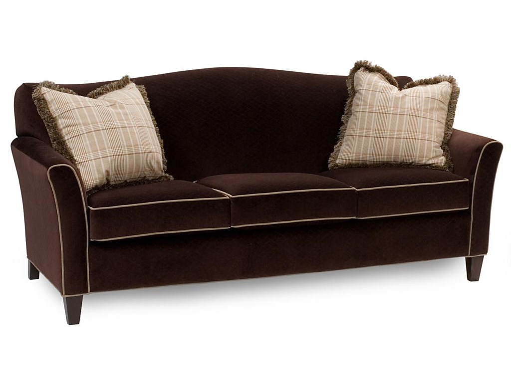 Smith Brothers 378Stationary Sofa