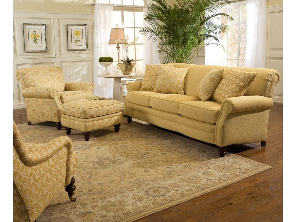 Shown with Coordinating Chair and Sofa
