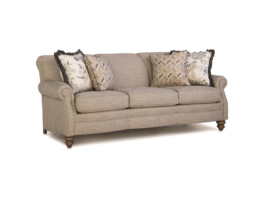 Smith Brothers 383Customizable Sofa