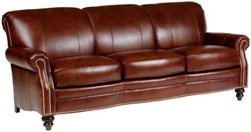 Smith Brothers 383 Customizable Upholstered Sofa