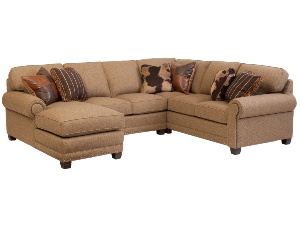 Smith Brothers 393Sectional