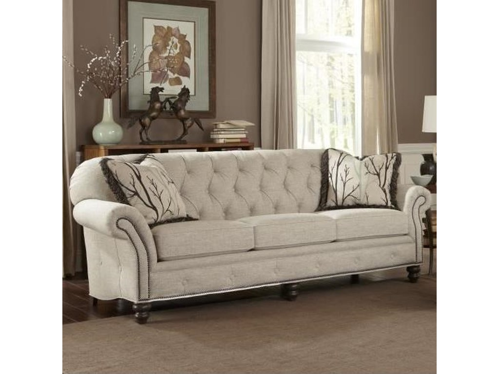 Smith Brothers 396Large Sofa