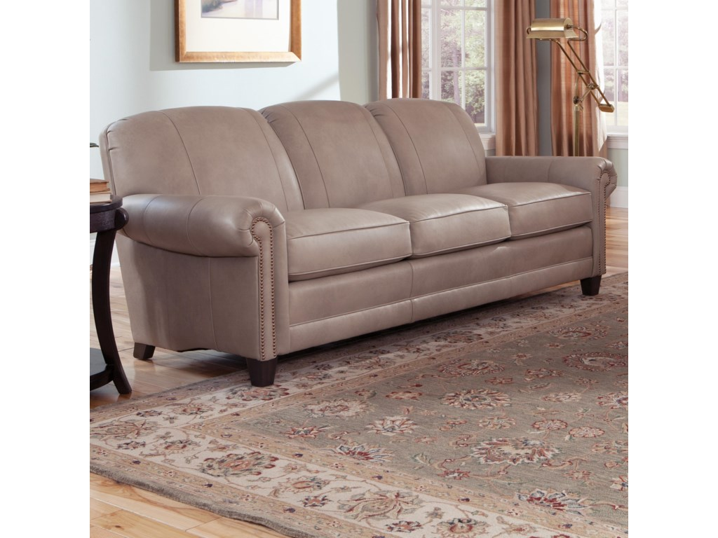 Smith Brothers 397Stationary Sofa